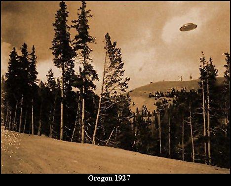 Фото НЛО Орегон 1927 »   1927-Орегон