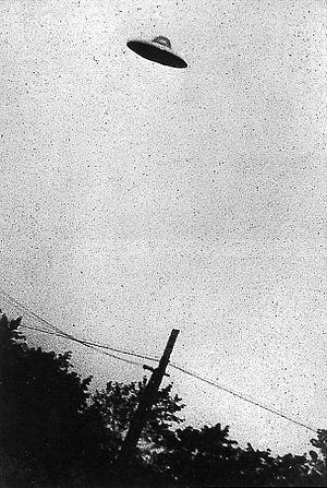 НЛО 1952 Нью Джерси